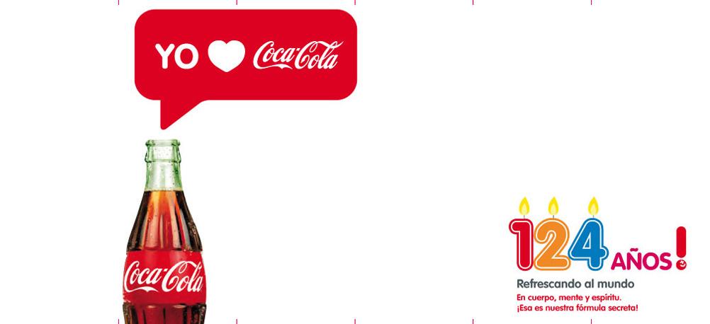 e-mailing coca-cola 124 anios